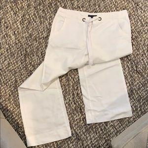 Tommy Hilfiger Linen/Cotton Pants
